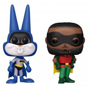 Space Jam 2: A New Legacy - Bugs Bunny as Batman & LeBron James as Robin US Exc Pop! 2-Pack