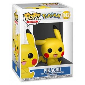 Pokemon - Pikachu Sitting Pop! Vinyl