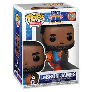 Space Jam 2: A New Legacy - LeBron James Pop! Vinyl
