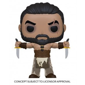 Game of Thrones - Khal Drogo with Daggers Pop! Vinyl