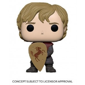 Game of Thrones - Tyrion with Shield Pop! Vinyl