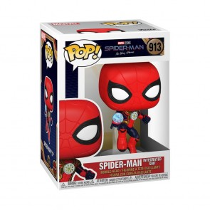 Spider-Man: No Way Home - Spider-Man Integrated Suit Pop! Vinyl
