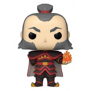 Avatar: The Last Airbender - Zhao with Fireball Glow US Exclusive Pop! Vinyl