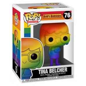 Bob's Burgers - Tina Belcher Rainbow Pride Pop! Vinyl