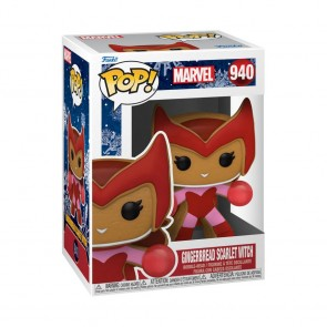X-Men - Scarlet Witch Gingerbread Man Pop! Vinyl