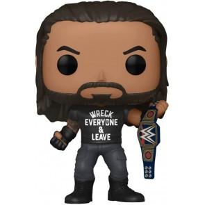 WWE - Roman Reigns 'Wreck' Metallic US Exclusive Pop! Vinyl