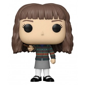 Harry Potter - Hermione with Wand 20th Anniversary Pop! Vinyl