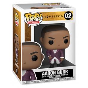 Hamilton - Aaron Burr Pop! Vinyl