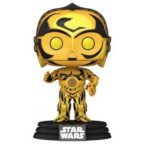 Star Wars - C-3PO Retro Series US Exclusive Pop! Vinyl