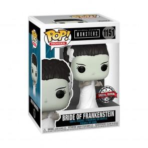 Universal Monsters - Bride of Frankenstein US Exclusive Pop! Vinyl
