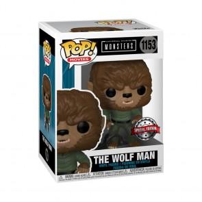 Universal Monsters - Wolf Man US Exclusive Pop! Vinyl