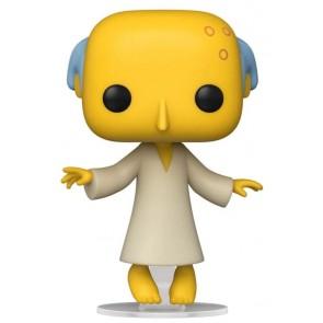 Simpsons - Mr Burns Radioactive GlowUS Exclusive Pop! Vinyl