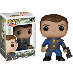 Fallout - Lone Wanderer Male Pop! Vinyl Figure