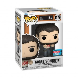 The Office - Mose Schrute FEAR NYCC 2021 Pop! Vinyl