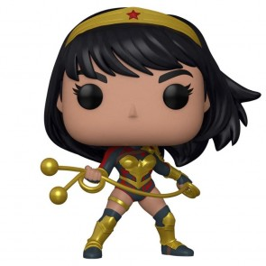 Wonder Woman - Yara Flor Pop! With Purpose Pop! Vinyl