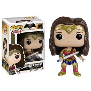 Batman v Superman: Dawn of Justice - Wonder Woman Pop! Vinyl Figure