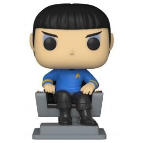 Star Trek: The Original Series - Spock in chair Pop! With Purpose Pop! Vinyl