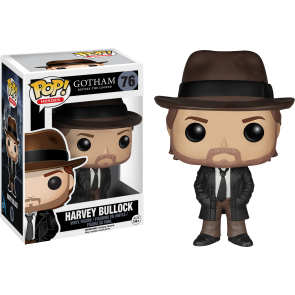 Gotham - Harvey Bullock Pop! Vinyl Figure