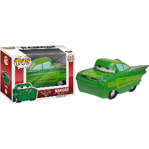 Cars - Ramone with Green Paint Deco Pop! Vinyl Figure