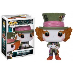 Alice in Wonderland (2010) - Mad Hatter Pop! Vinyl Figure