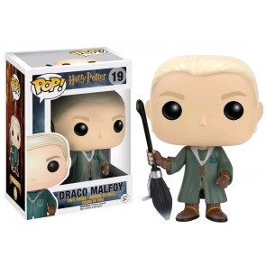 Draco Malfoy Quidditch US Exclusive Pop! Vinyl Figure