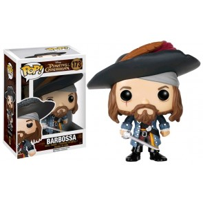 Pirates of the Caribbean - Captain Barbossa Pop! Vinyl Figure