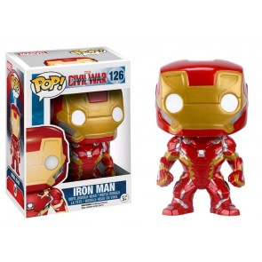 Captain America 3: Civil War - Iron Man Pop! Vinyl Figure