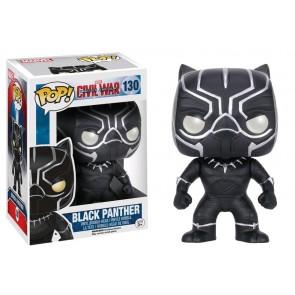 Captain America 3: Civil War - Black Panther Pop! Vinyl Figure
