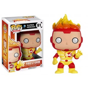 DC Comics - Firestorm Pop! Vinyl Figure