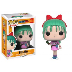 Dragonball Z - Bulma Pop! Vinyl Figure
