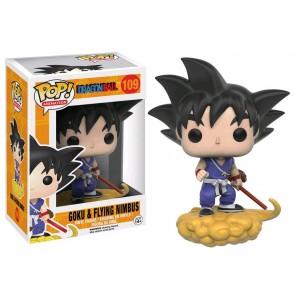 Dragonball Z - Goku & Nimbus Pop! Vinyl Figure