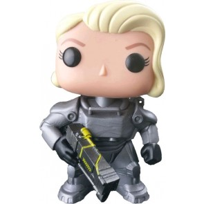 Fallout - Female Power Armor Unmasked Pop! Vinyl Figure