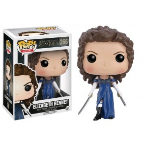 Pride and Prejudice and Zombies - Elizabeth Bennet Pop! Vinyl Figure