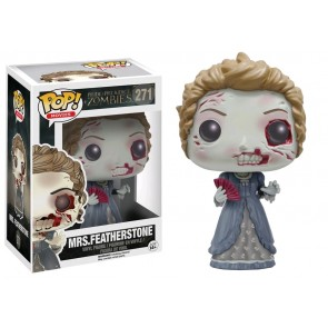 Pride and Prejudice and Zombies - Mrs Featherstone Pop! Vinyl Figure
