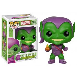 Spider-man - Green Goblin Pop! Vinyl Figure