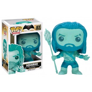 Batman v Superman: Dawn of Justice - Aquaman Blue Pop! Vinyl Figure