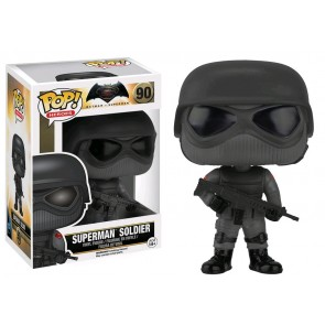 Batman v Superman: Dawn of Justice - Superman Soldier Pop! Vinyl Figure