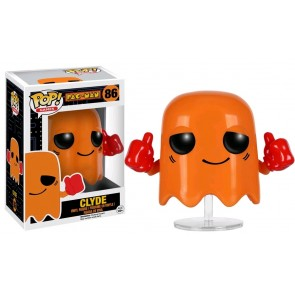 Pac-Man - Clyde Pop! Vinyl Figure