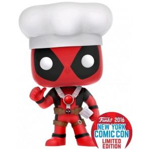 Deadpool - Chef Deadpool Pop! NYCC 2016