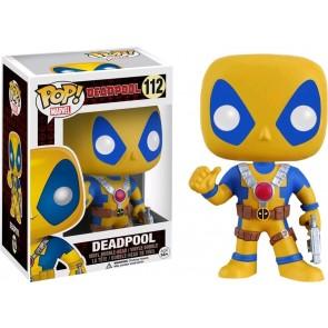Deadpool - Deadpool Yellow Pop! Vinyl Figure
