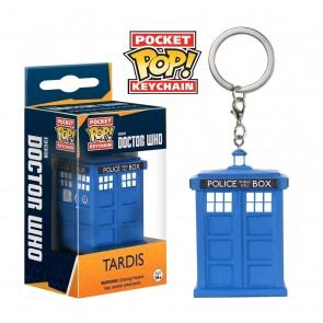 Doctor Who - TARDIS Pocket Pop! Keychain