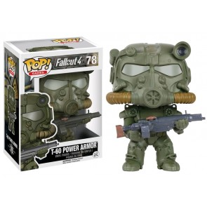Fallout 4 - Army Green T-60 Armor Pop! Vinyl Figure