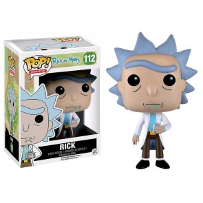 Rick & Morty - Rick Pop! Vinyl Figure