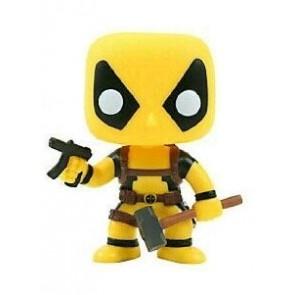 Deadpool - Slapstick (Yellow) Pop! Vinyl Figure