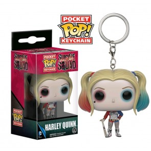 Suicide Squad - Harley Quinn Pocket Pop! Keychain
