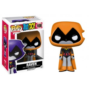 Teen Titans Go! - Raven (Orange) Pop! Vinyl Figure