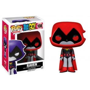 Teen Titans Go! - Raven (Red) Pop! Vinyl Figure