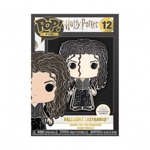 "Harry Potter - Bellatrix 4"" Pop! Enamel Pin"