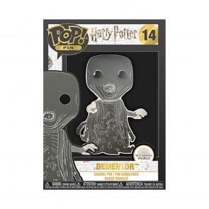 """Harry Potter - Dementor 4"""" Pop! Enamel Pin"""
