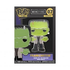 "Universal Monsters - Frankenstein 4"" Pop! Enamel Pin"